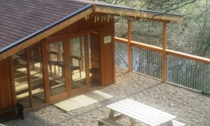 Outdoor Classroom Marrick Priory