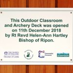 Outdoor Classroom Marrick Priory