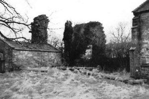 1958 - Arch ruins