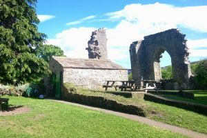 2019 - Arch ruins