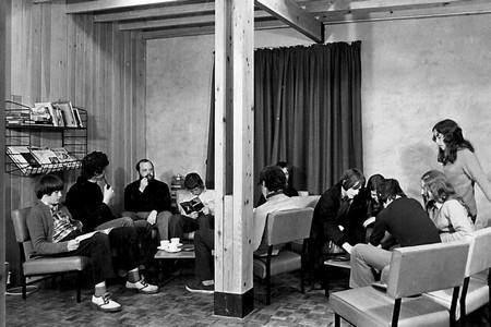 1970s - Small common room