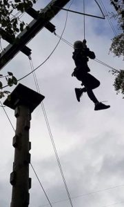 Trapeze at Marrick Priory