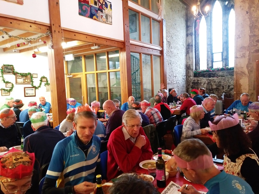 Soup and Dessert Lunches at Marrick Priory