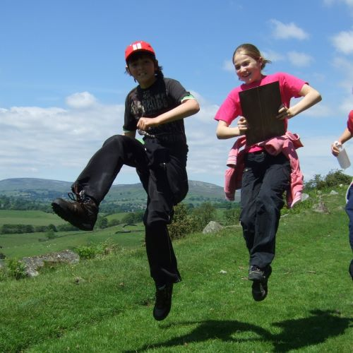 Orienteering with Marrick Priory Outdoor Adventure Activity Centre - Yorkshire Dales, North Yorkshire
