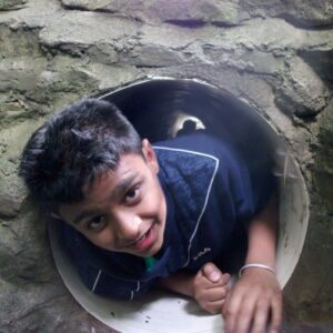 Low Ropes Course and Tunnels at Marrick Priory Outdoor Adventure Activity Centre - Yorkshire Dales, North Yorkshire