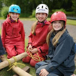 Raft Building and Watersports at Ellerton Lake with Marrick Priory Outdoor Adventure Activity Centre - Yorkshire Dales, North Yorkshire