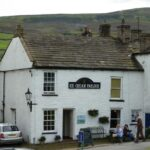 Ice Cream Parlour in Reeth near Marrick Priory Outdoor Adventure Activity Centre - North Yorkshire